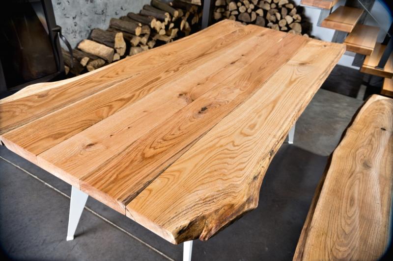 Poważnie Galeria - Meble góralskie, biesiadne, z bali drewnianych YN19